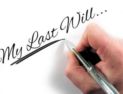 New Year Resolutions – Your Will?