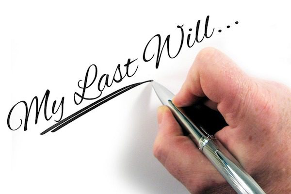 resolution new year make a will