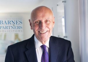 NIGEL BARNES OF BARNES AND PARTNERS