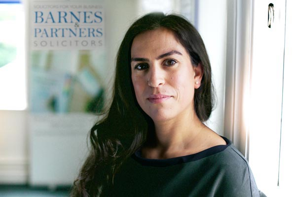 OZLEM AHMET BARNES AND PARTNERS